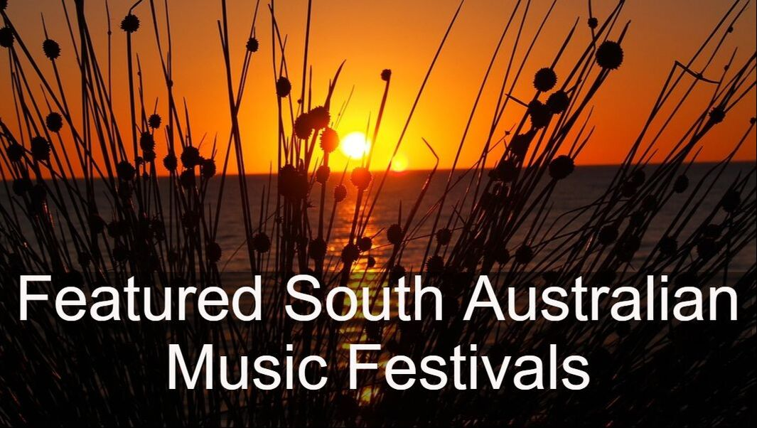 Featured South Australian Music Festivals