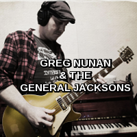 Greg Nunan & The General Jacksons
